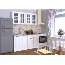 Кухонный гарнитур «Белый Вегас 1600»