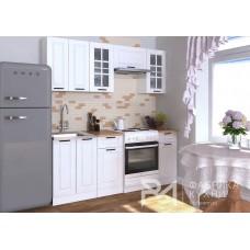 Кухонный гарнитур «Белый Вегас 1500»