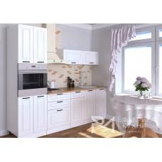Кухонный гарнитур «Белый Вегас 2400»