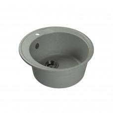 Кухонная мойка LEX Vico 490 Space Gray