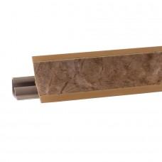 Плинтус Korner LB23 Аликанте коричневый 20-23-0-608